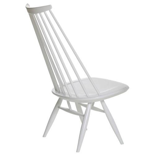 Artek sedia mademoiselle bianca finnish design shop for Sedia design bianca