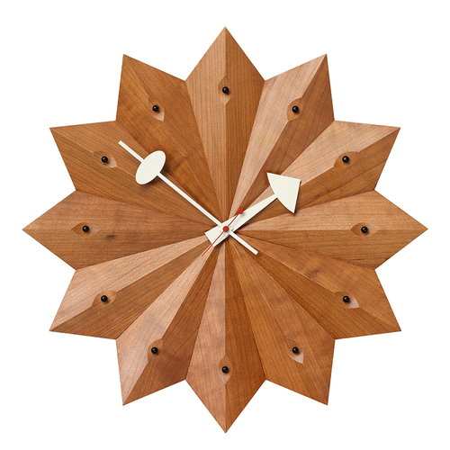 Vitra Fan Clock sein�kello