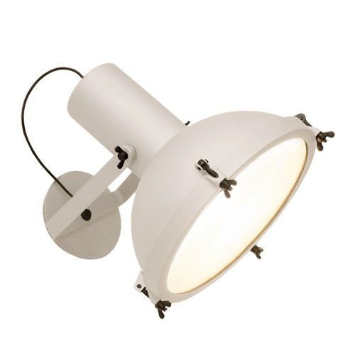 Nemo Lighting Projecteur 365 wall/ceiling lamp, white sand