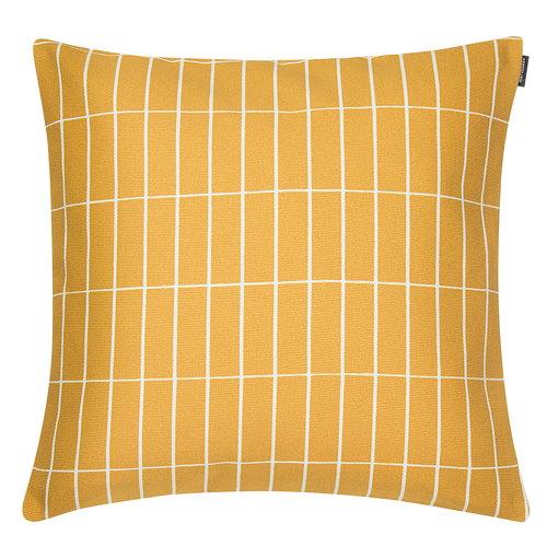 Marimekko Pieni Tiiliskivi tyynynpäällinen 40 x 40 cm, keltainen