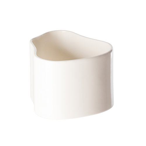 Artek Riihitie ruukku A, pieni, kiilt�v� valkoinen