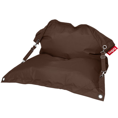Fatboy Buggle Up bean bag, brown
