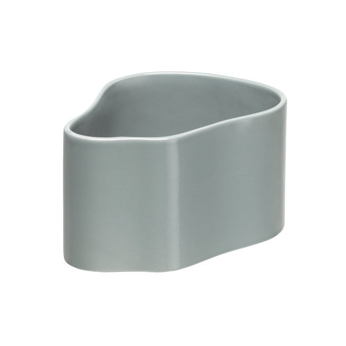 Artek Riihitie plant pot A, small, light grey