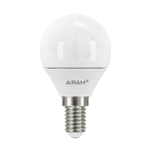 Airam LED compact bulb 6W E14 470lm