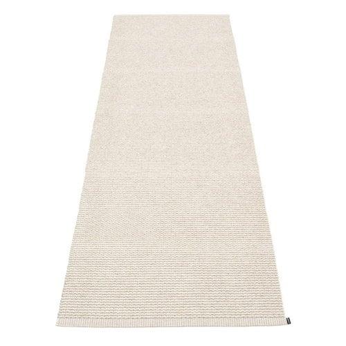 Pappelina Mono matto, 85 x 260 cm, pellava - vanilja