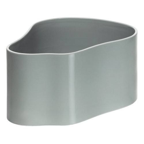 Artek Riihitie plant pot A, large, light grey