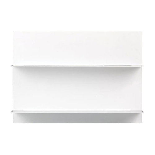 Design Letters White Paper Shelf A3