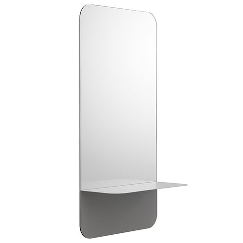 Normann Copenhagen Horizon mirror vertical, grey
