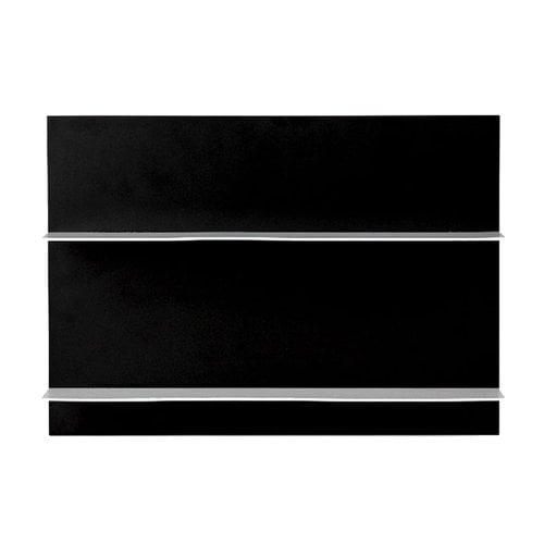 Design Letters Black Paper Shelf A3