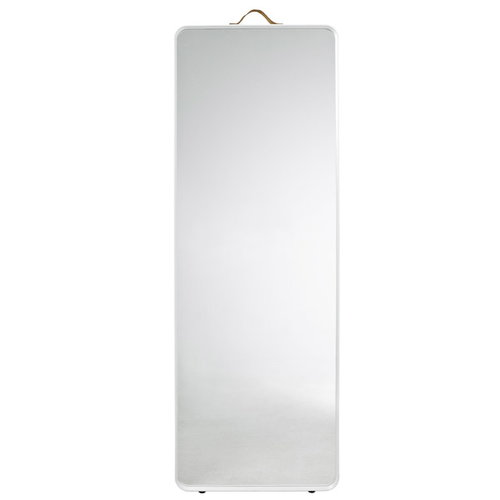 Menu Norm floor mirror, white