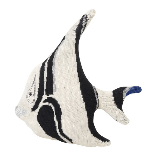 Ferm Living Fruiticana Stripy Fish cushion