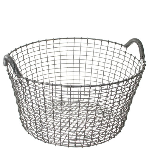 Korbo Wire basket Classic 35, galvanized