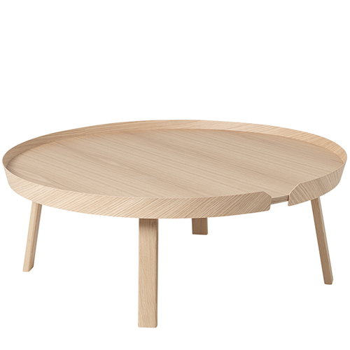 Muuto Around table XL, ash