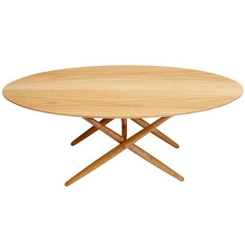 Artek Ovalette pöytä, tammi