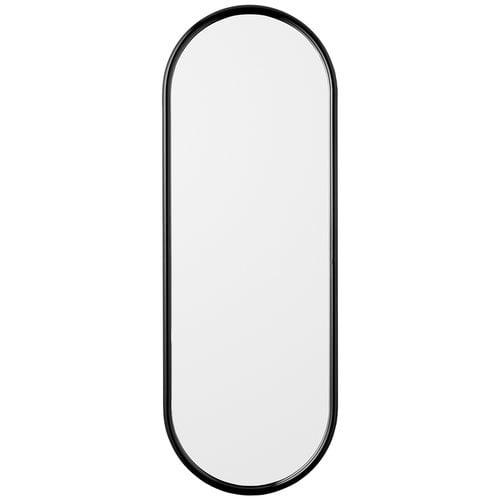 AYTM Angui mirror 108 x 39 cm, anthracite