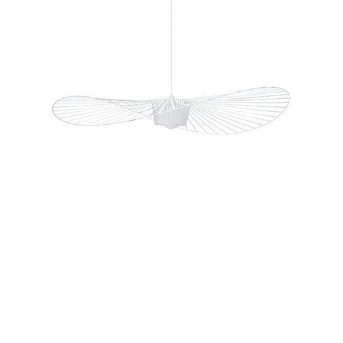 Petite Friture Vertigo pendant, small, white