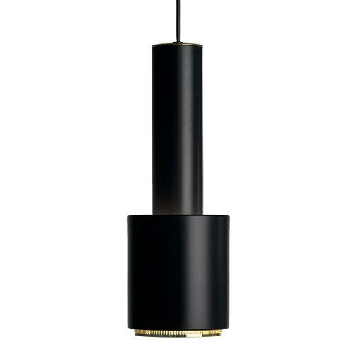 Artek Aalto pendant lamp A110, black