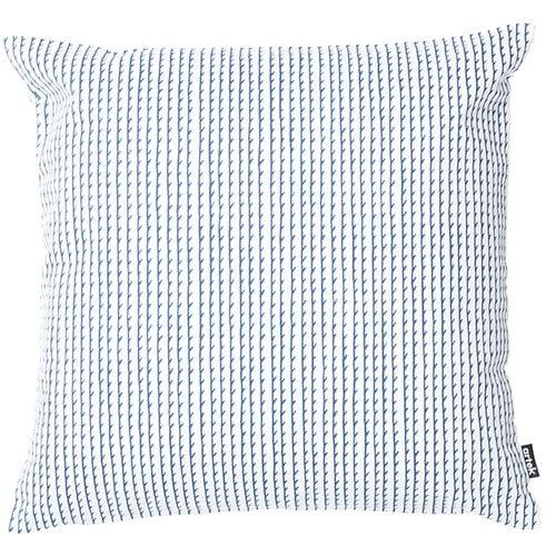 Artek Rivi tyynynp��llinen, 50 x 50 cm, valkoinen-sininen