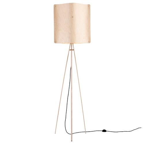 Finom Square floor lamp, large