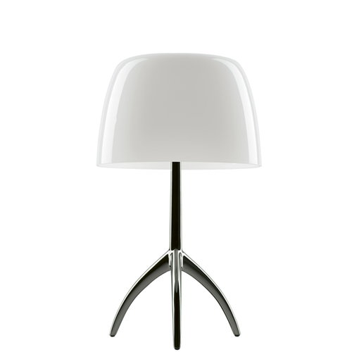 Foscarini Lumiere 05 table lamp, small, white