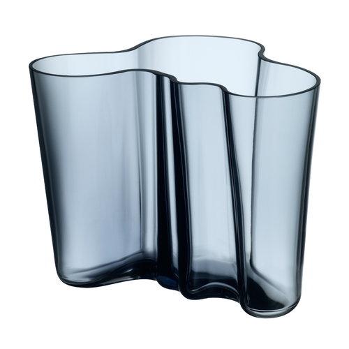 Iittala Aalto maljakko 160 mm, vedensininen