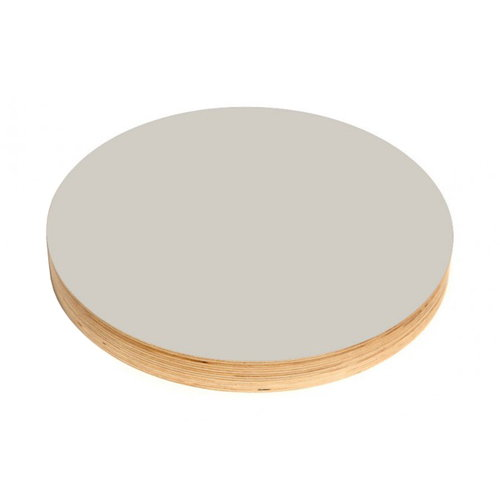 Kotonadesign Kotona noteboard small round, grey