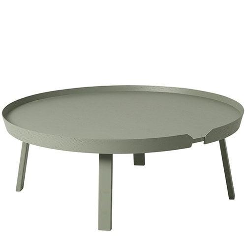 Muuto Around table XL, dusty green
