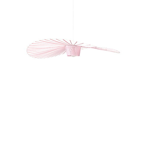 Petite Friture Vertigo pendant, small, light pink