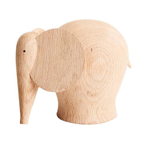 Woud Nunu elefantti, keskikokoinen