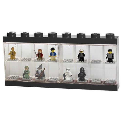 Room Copenhagen Lego vitriini, iso, musta