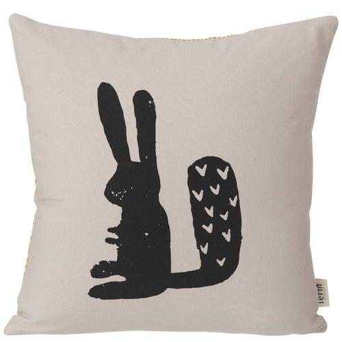 Ferm Living Cuscino Rabbit