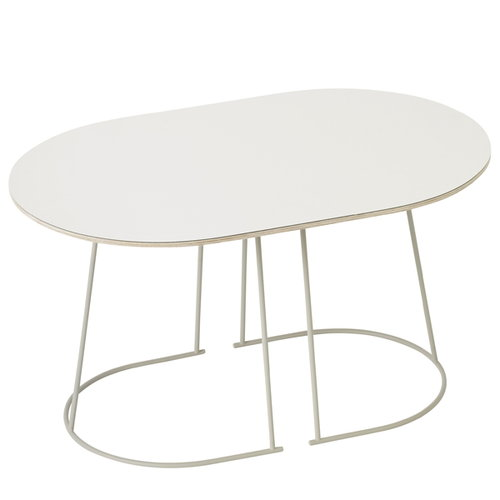 Muuto Airy coffee table, small, off-white