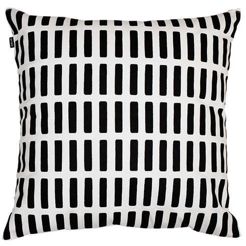 Artek Siena cushion cover 50 x 50 cm, black-white