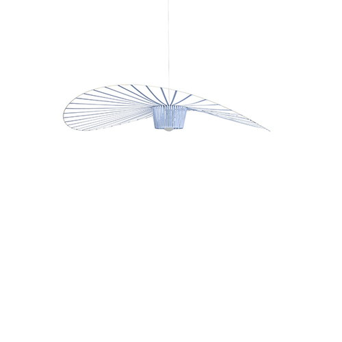 Petite Friture Vertigo pendant, small, light blue