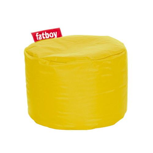 Fatboy Point istuintyyny, keltainen