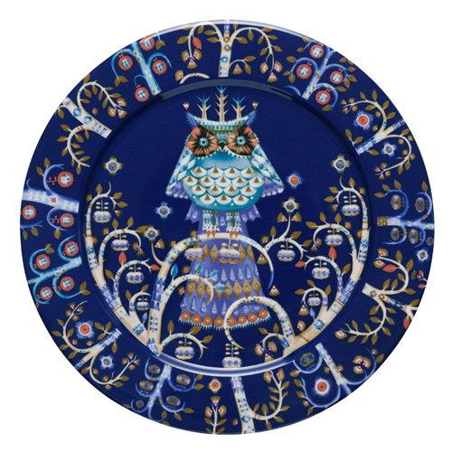 Iittala Taika lautanen 27 cm, sininen