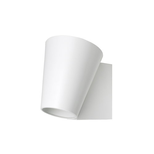 Lundia Liekki wall lamp, white