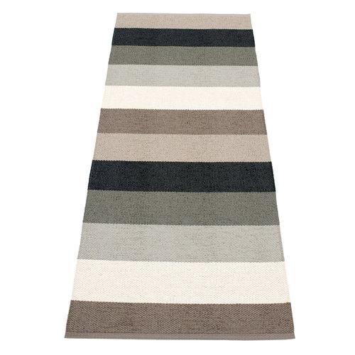 Pappelina Molly rug, 70 x 200 cm, mud