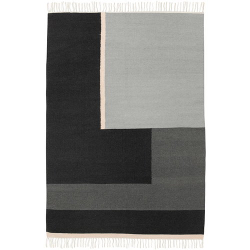 Ferm Living Kelim rug, Sections, XL