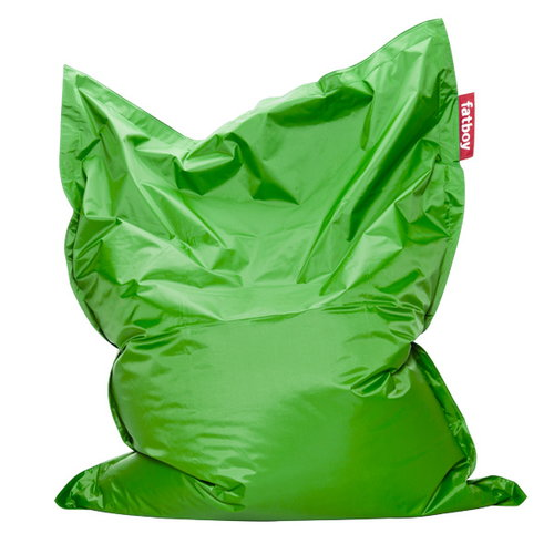 Fatboy Poltrona sacco Original, verde erba