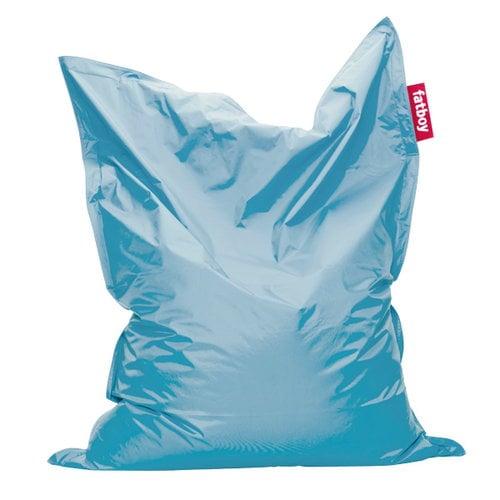 Fatboy Poltrona sacco Original, blu ghiaccio