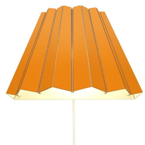 Andbros Model No. 2 sein�valaisin, oranssi