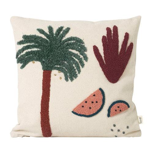 Ferm Living Palm cushion