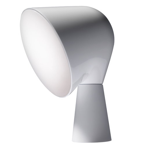 Foscarini Binic table lamp, white