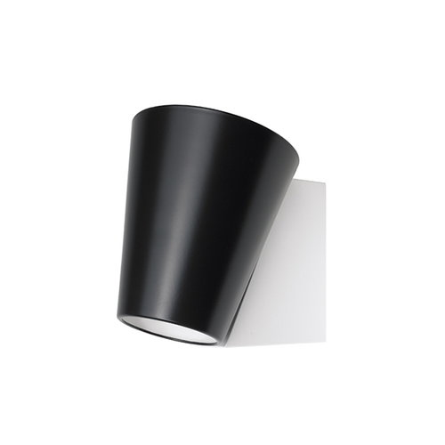 Lundia Liekki wall lamp, black