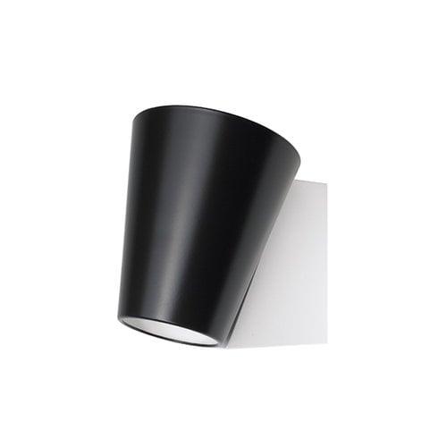 Lundia Lampada da parete Liekki, nera