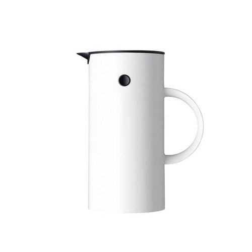 Stelton EM Press coffee maker, white