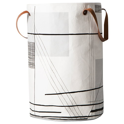 Ferm Living Trace laundry basket