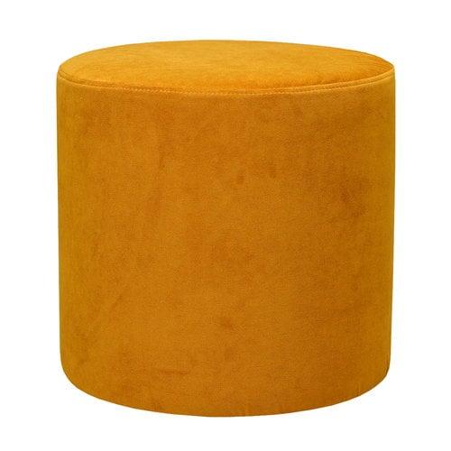 Hakola Moon pouf, small, caramel
