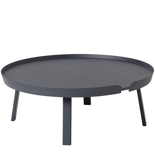 Muuto Around table XL, anthracite